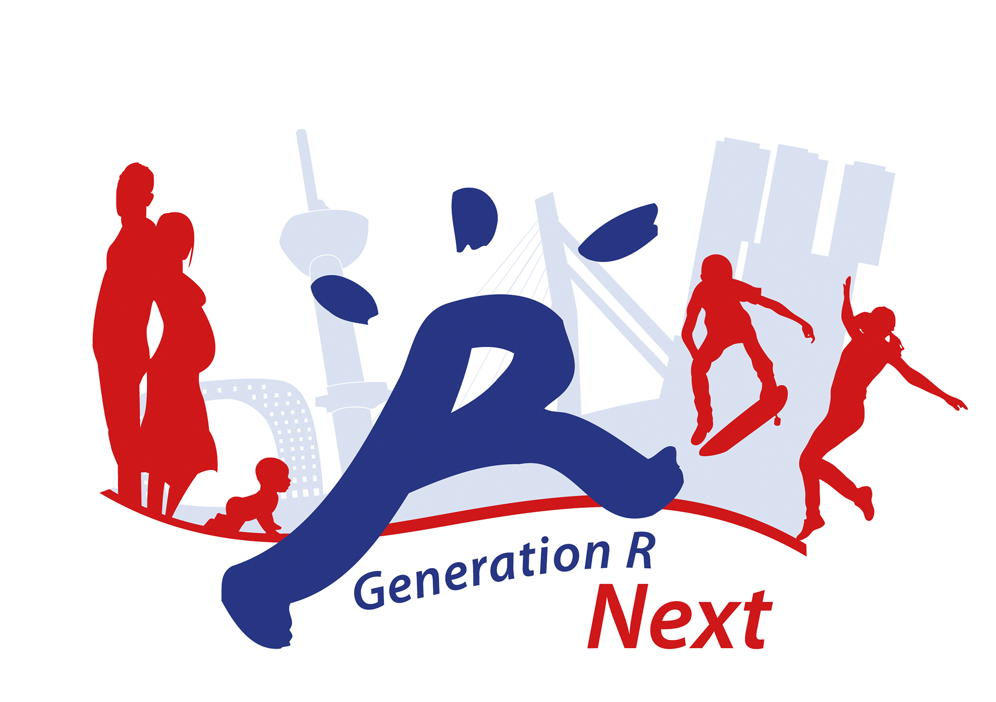 Logo banner Generation R next